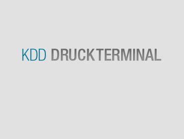 KDD Druckterminal